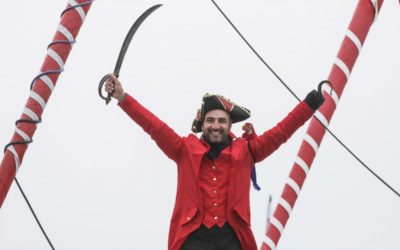 Sacré Capitaine du Vendée Globe : Damien SEGUIN !