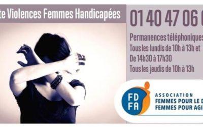 FEMMES POUR LE DIRE – FEMMES POUR AGIR